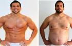Il passe volontairement de 87 à 120 kg: la raison est... instructive!