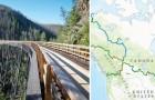 Vietato l'ingresso alle auto: ecco il percorso ciclabile più lungo al mondo... 24.000 km di splendore!