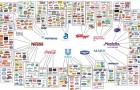 Startups Hebben Het Moeilijk En Dat Komt Door Deze 10 Bedrijven Die Een Monopolie Hebben Op Bijna ALLE Producten Die Wij Eten