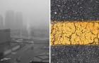 I ricercatori olandesi mettono a punto il primo asfalto che