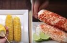 Pannocchie al burro in stile messicano: una ricetta facile e gustosissima!