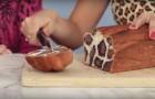 Hier zie je hoe je zelf thuis 'luipaardbrood' kunt bakken!