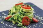 Spaghetti di zucchine: un'alternativa vegetale con pochi carboidrati e... tanto gusto!