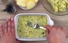 Sformato di patate e tartufo: solo mezz'ora per un piatto da leccarsi i baffi