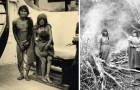 De Selk'nam van Patagonië werden uitgeroeid door de Europese kolonisten, maar hun genocide wordt alleen herinnerd door een onbeduidend standbeeld