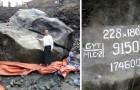 Les mineurs trouvent une pierre gigantesque...mais c'est sa valeur qui les laissent incrédules!