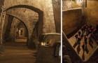 Un luogo misterioso sepolto sotto la città di Napoli: ecco a voi la Galleria Borbonica