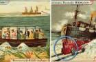 Hoe Zag Volgens Onze Voorouders Het Jaar 2000 Eruit? Deze Ansichtkaarten Uit De 19e Eeuw Bezorgen Je Een Glimlachje