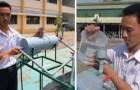 Extraire de l'eau potable de la mer avec moins de 45 dollars: voilà l'invention de ce jeune homme de 17 ans