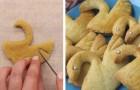 Ecco il facile trucchetto per creare dei bellissimi biscotti a forma di cigno