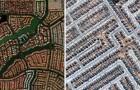 Il luoghi più strani visti dal satellite: ciò che è riuscito a creare l'uomo è incredibile