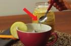 Voici comment préparer à la maison un remède NATUREL contre la toux et le rhume... en 2 minutes !