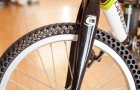 Stanchi di bucare con la bici? Ecco il primo pneumatico che NON contiene ARIA