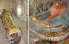 L'exceptionnelle momie de Luxor: la dernière relique trouvée par les archéologues est conservée à la perfection