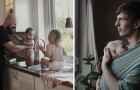 Deze Fotograaf Laat Zien Wat Het Betekent Om 16 Maanden Lang Vaderschapsverlof Te Hebben… In Zweden Is Dit Al Mogelijk