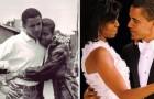 Enkele van de meest romantische foto's van Michelle en Barack Obama: hun verbintenis is een ode aan de liefde