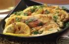 Kip met citroen uit de wok: een smaakvol en eenvoudig te bereiden gerecht