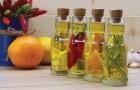 Willst du deinen Gerichten einen Hauch von Klasse verleihen? Hier 4 aromatische Öle, die einfach herzustellen sind.