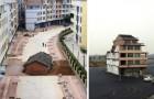 Piccoli proprietari contro grandi costruttori: 13 case che resistono alla demolizione