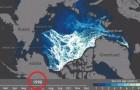 Het Arctische ijs verdwijnt: de video laat de schokkende realiteit zien!