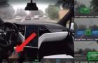 Tesla Motors vous montre le futur de la conduite automatique. Attachez vos ceintures!