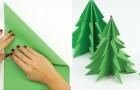 Make your own CHRISTMAS TREE!