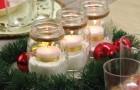 Centerpieces met kaarsen: zo maak je een eenvoudige, maar effectieve decoratie voor op tafel