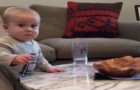 This naughty baby will make you laugh!