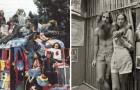 14 photos fascinantes des communautés hippies des années 70