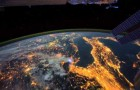 La planète terre en time-lapse