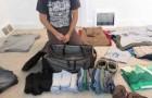 Come inserire in un piccolo bagaglio a mano i vestiti per una settimana INTERA