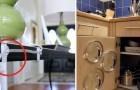 23 situations où les crochets adhésifs vous rendront la vie plus facile