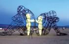 16 inusuali e creative sculture sparse in giro per il mondo