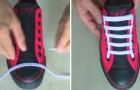 Aprende 5 modos originales de atar los cordones de los zapatos