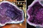 Questa formazione rocciosa è totalmente naturale: ecco a voi gli splendidi geodi