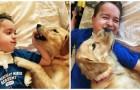 Un bambino tetraplegico ed un cane: ecco la relazione incredibile che hanno stabilito