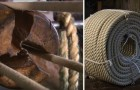 How is it made? --- Learn the secrets of rope making!