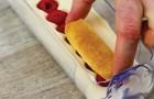 Faz uma forma com duas garrafas de plástico e prepara um tiramisù dentro: o resultado é espetacular!
