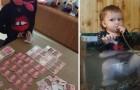 19 piccoli disastri dei bambini davanti ai quali non si può far altro che sorridere istericamente