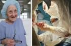 Sie ist 89 Jahre alt und führt 4 Operationen täglich durch: Die älteste Chirurgin der Welt