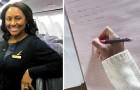 Een stewardess ziet een vreemd stel aan boord en weet een meisje van ontvoering te redden