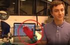 Innovative glove transmutes sign language into spoken words!