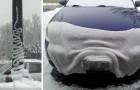 16 capolavori creati dalla neve che solo un fine scultore potrebbe eguagliare