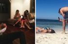 10 vriendjes die 'gedwongen' worden om perfecte foto's te maken van hun vriendin