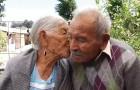81 anni di matrimonio e 110 bisnipoti, ma loro si amano come il primo giorno!