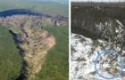 Un cratere in Siberia che cresce a velocità spropositata: la triste verità dietro