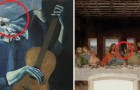 Avete mai notato questi dettagli nascosti in alcuni dei dipinti più famosi?