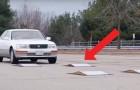 Le futuristiche sospensioni elettromagnetiche: guardate cosa avviene quando l'auto passa sui dossi