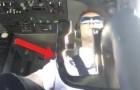 Atterrare con raffiche di vento a livelli massimi: questo pilota mostra cosa avviene nella cabina