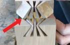 Zwaluwstaartverbindingen: deze Japanse techniek vereist uiterste precisie!
